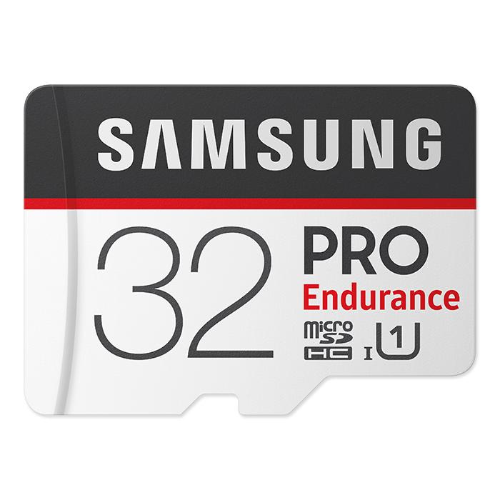 Samsung Micro SDHC/ SDXC Card Pro Endurance