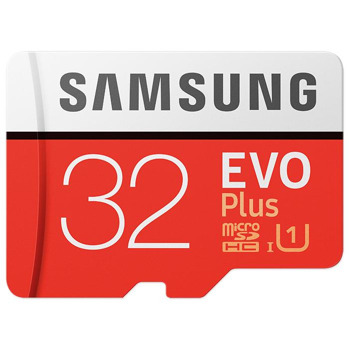 Samsung Micro SDXC Card Evo Plus