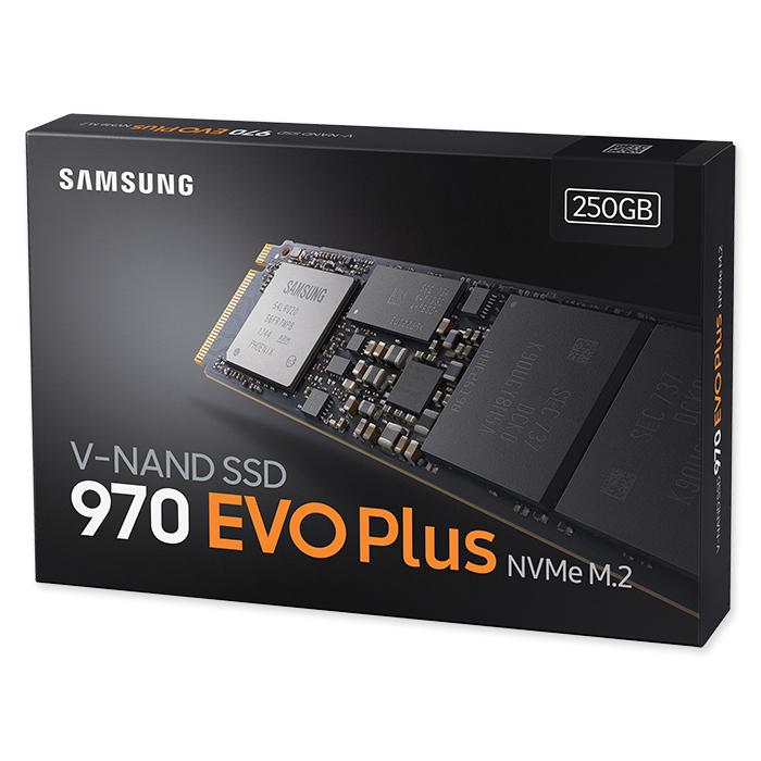 Samsung SSD 970 Evo Plus Series