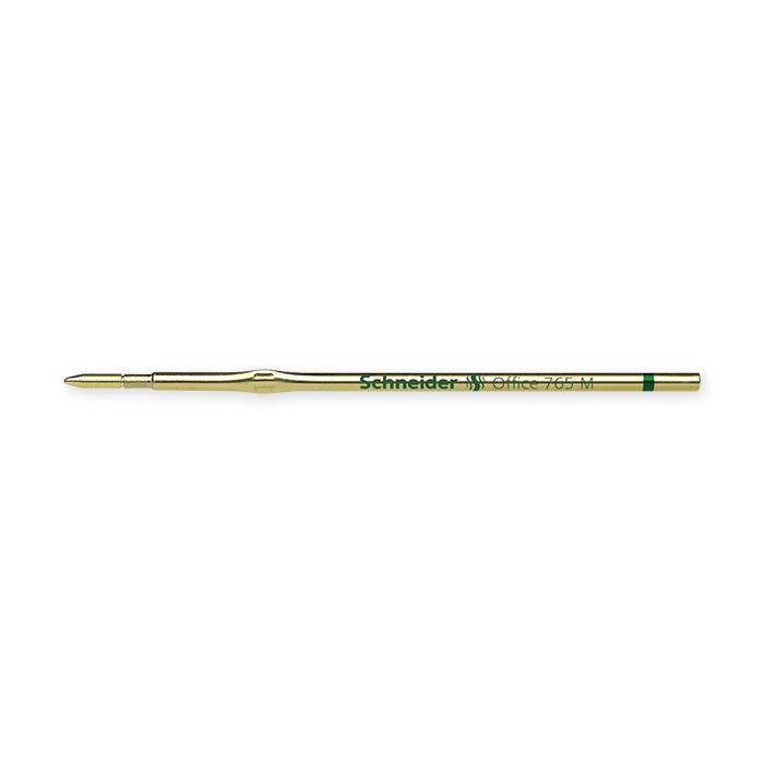 Schneider Ballpoint Pen Cartridge Office 765 green
