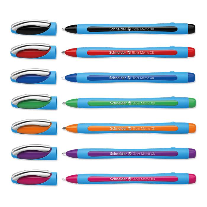 Schneider Ballpoint pen Slider Memo