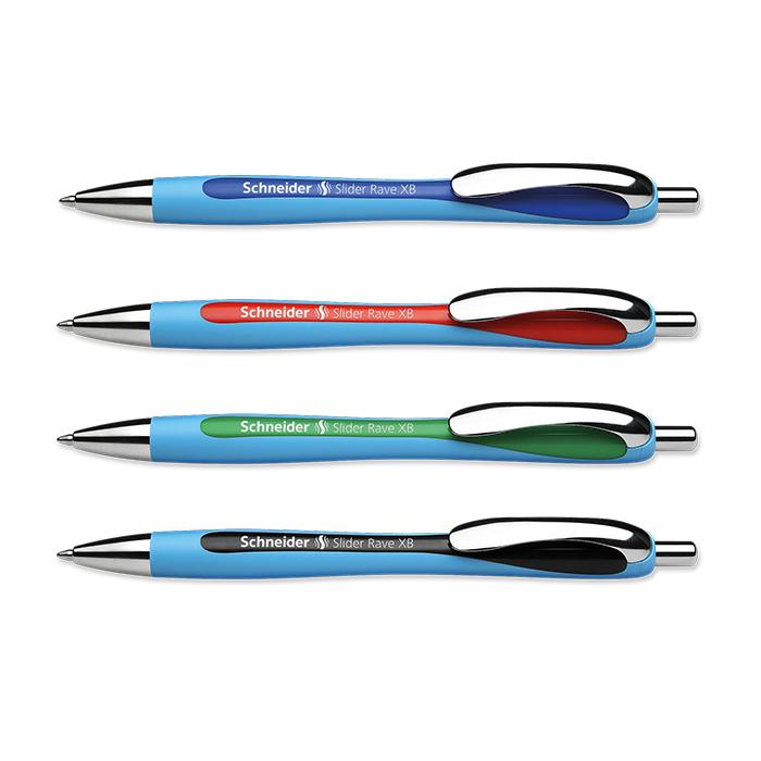 Schneider ballpoint pen, Rave XB