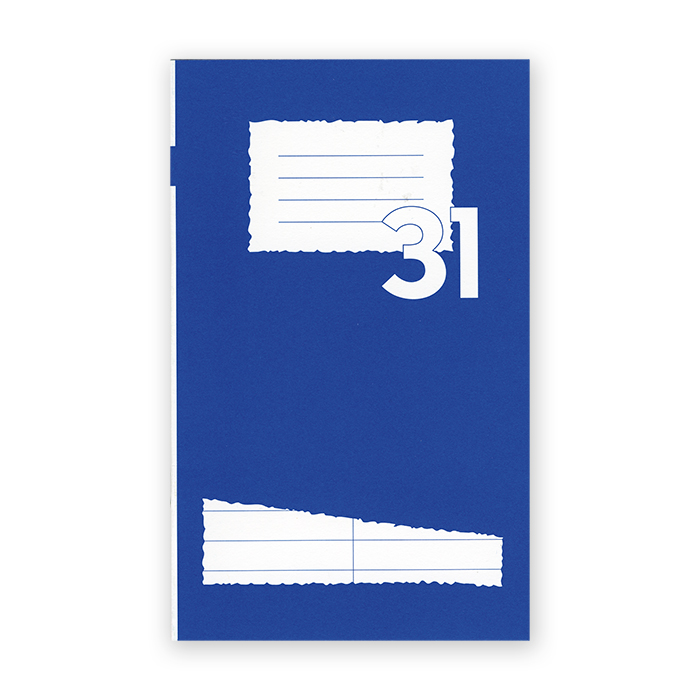 Schoch Vögtli© Hefte FSC, 8 mm liniert, mit Trennstrich