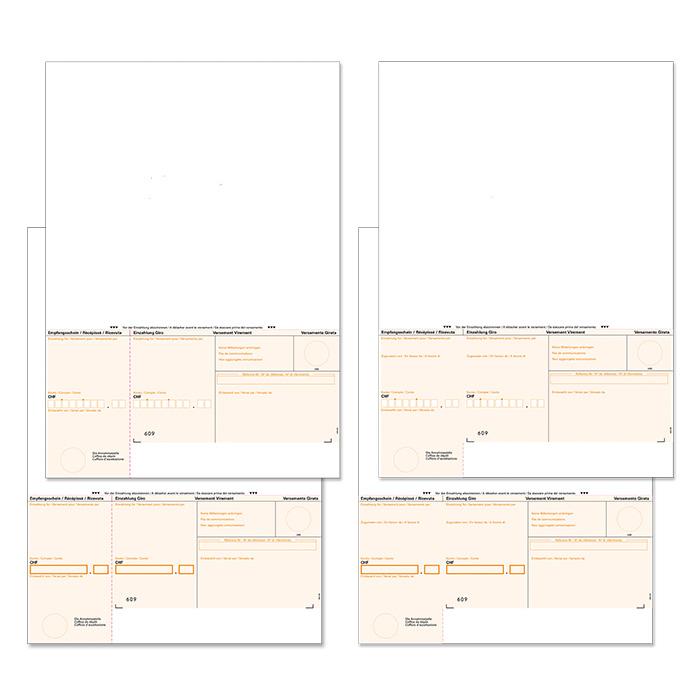 Schoch Vögtli© Invoice form