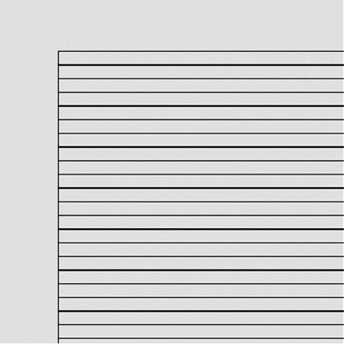 Schoch Vögtli© Loose-leaf pages FSC, 4 mm ruled, with margins