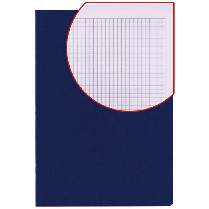 Schoch Vögtli© Particle board book, FSC 4 mm chequered, with margins