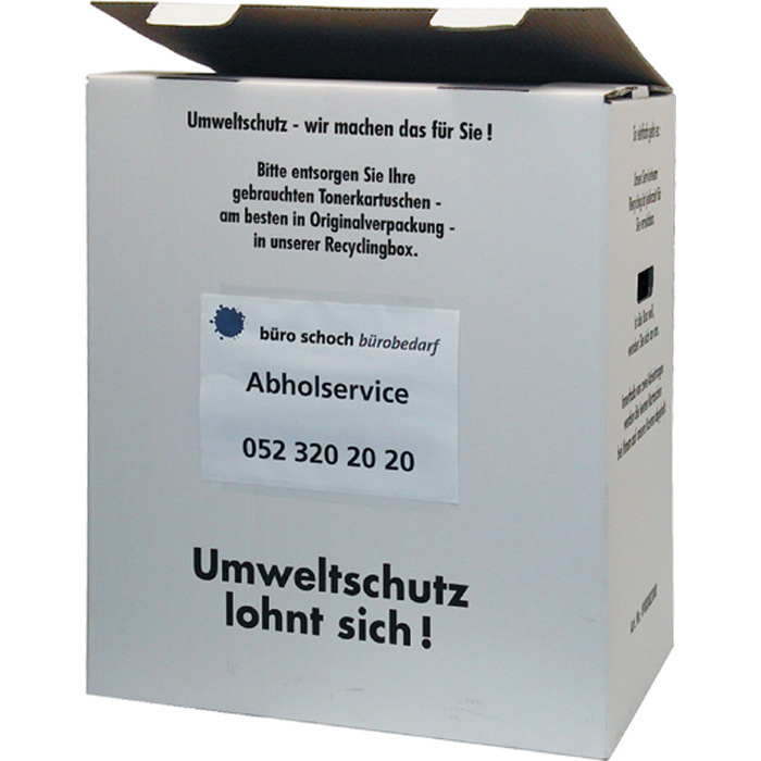 Schoch Vögtli Recycling Box