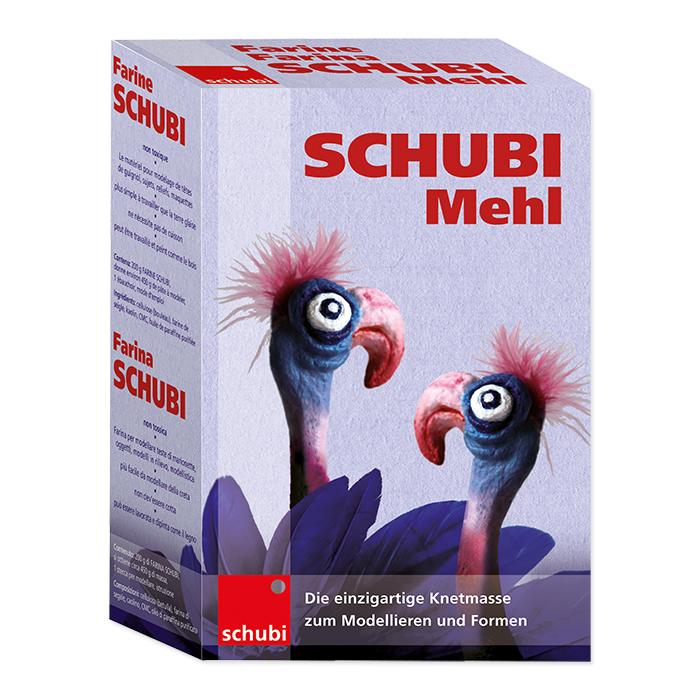 Schubi Modelliermehl