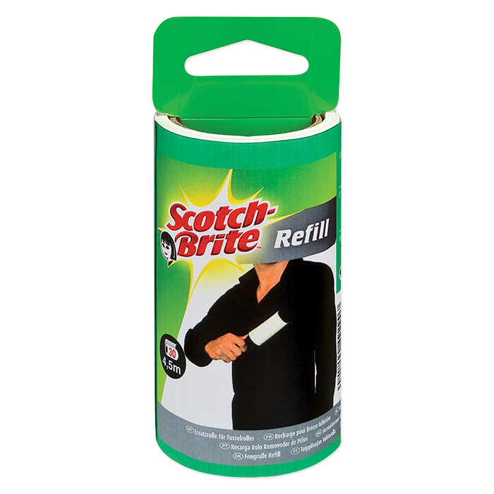 Scotch-Brite™ Fusselroller Kleider/Tierhaar 8