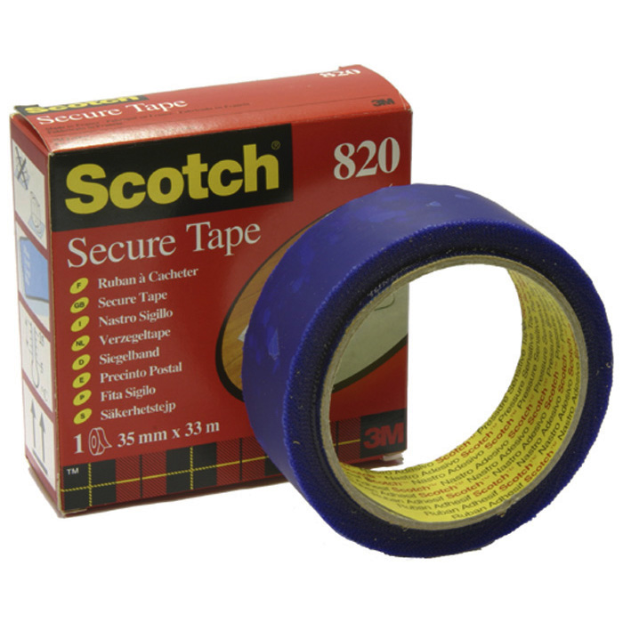 Scotch Sealing tape Sigil 820