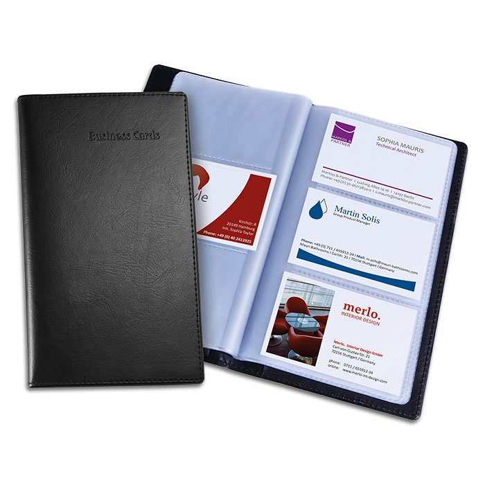 Sigel Business cards album