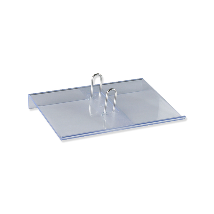 Simplex Base per calendario trasparente, 12,5 x 17 cm
