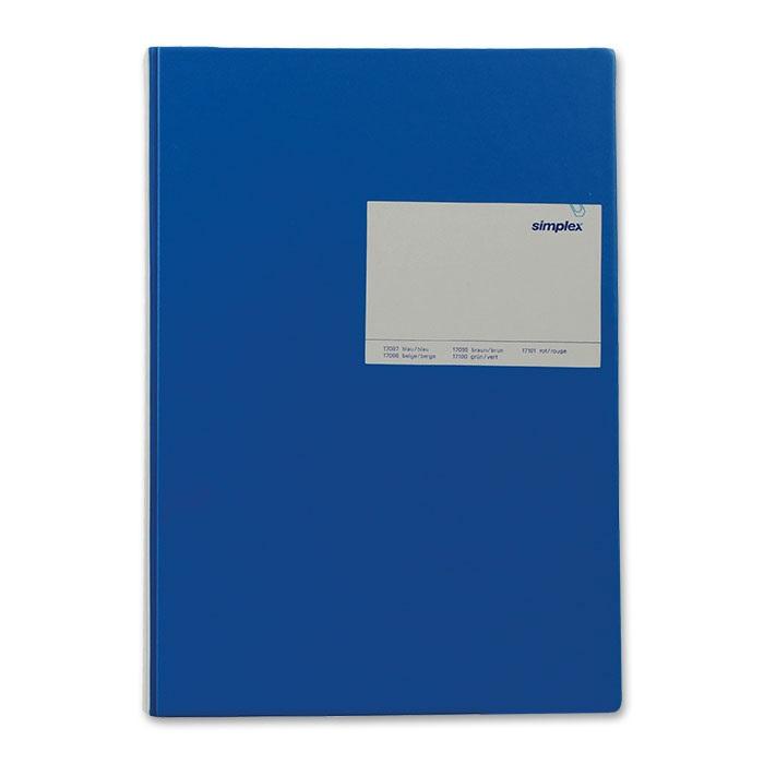 Simplex Geschäftsbuch