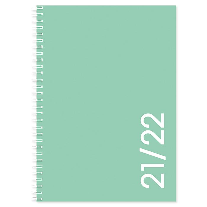 Simplex School agenda Colors daily