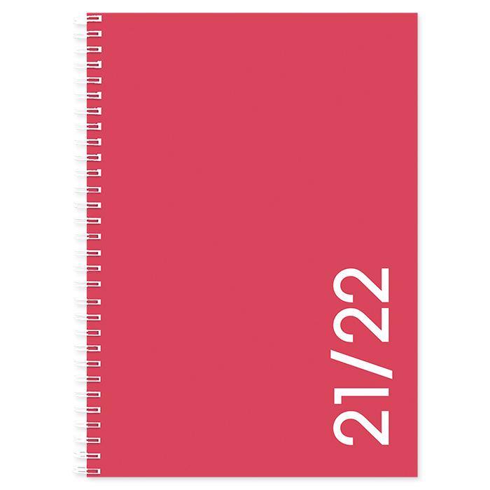 Simplex School agenda Colors weekly
