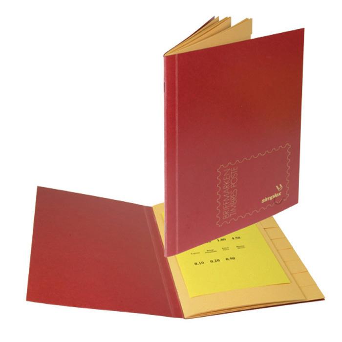 Simplex Stamps folder