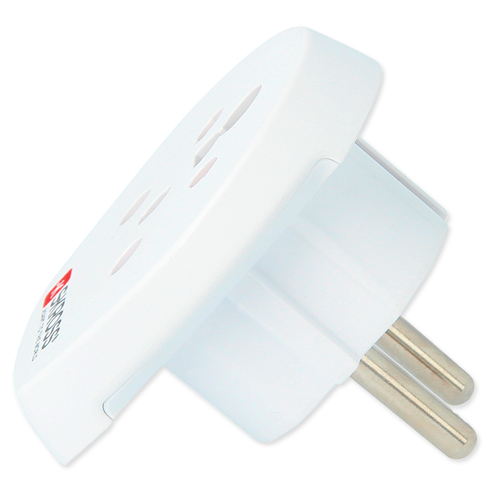Skross Country Adapter India Israel Denmark to Europe