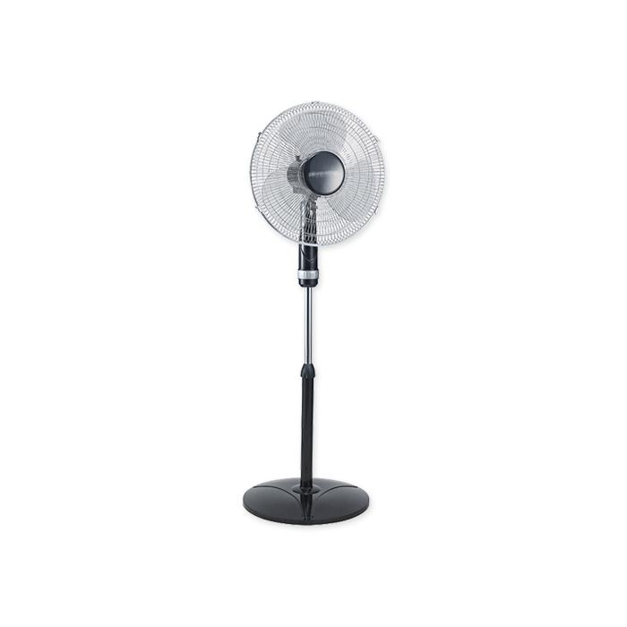 Sonnenkönig Floor Pedestal Fan black