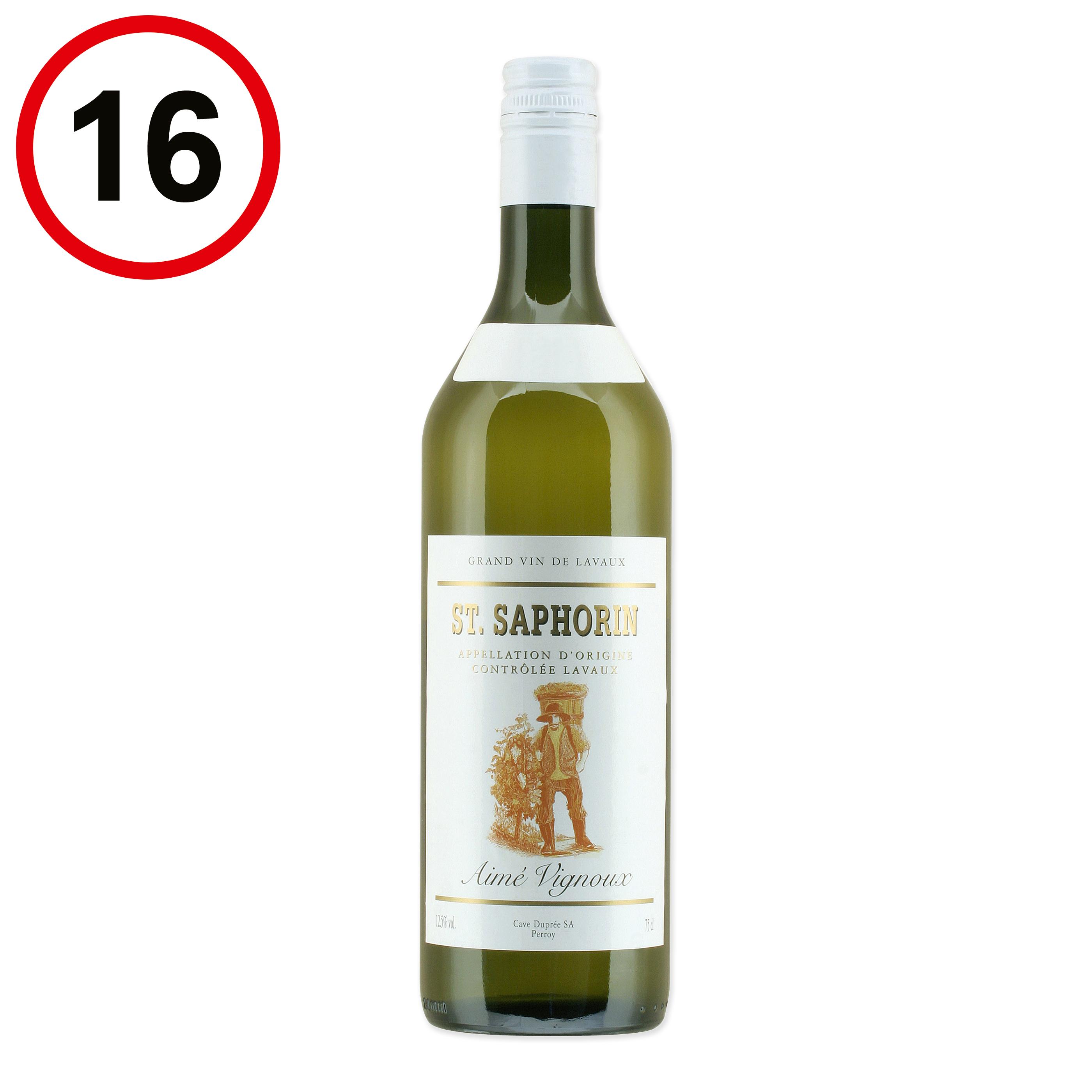 St. Savorin AOC, white wine