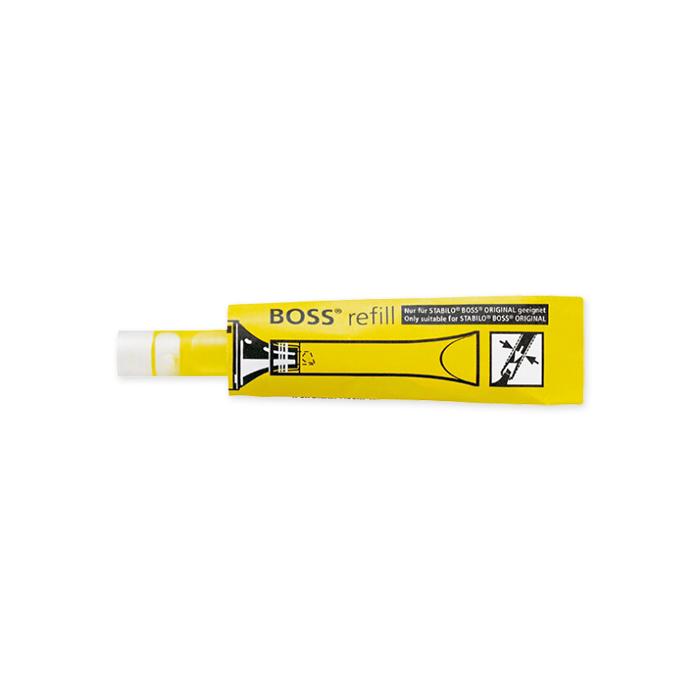 Stabilo Boss Highlighter Refill ink 070 yellow