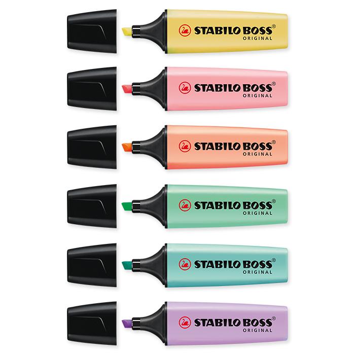 Stabilo Boss Pastell Highlighter