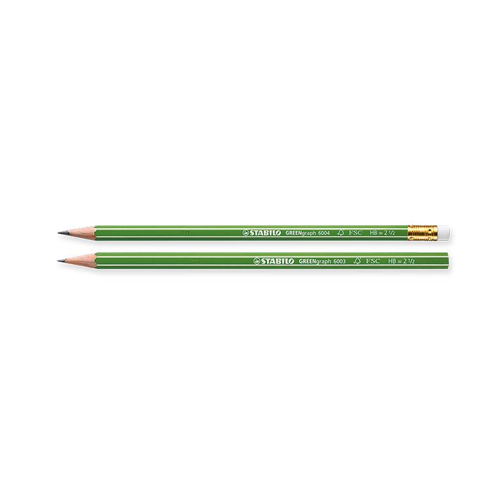 Stabilo Greengraph Bleistift FSC