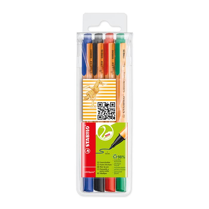 Stabilo Greenpoint Felt-tip pen