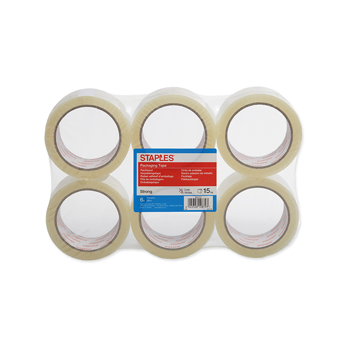 Staples Packaging tape PP