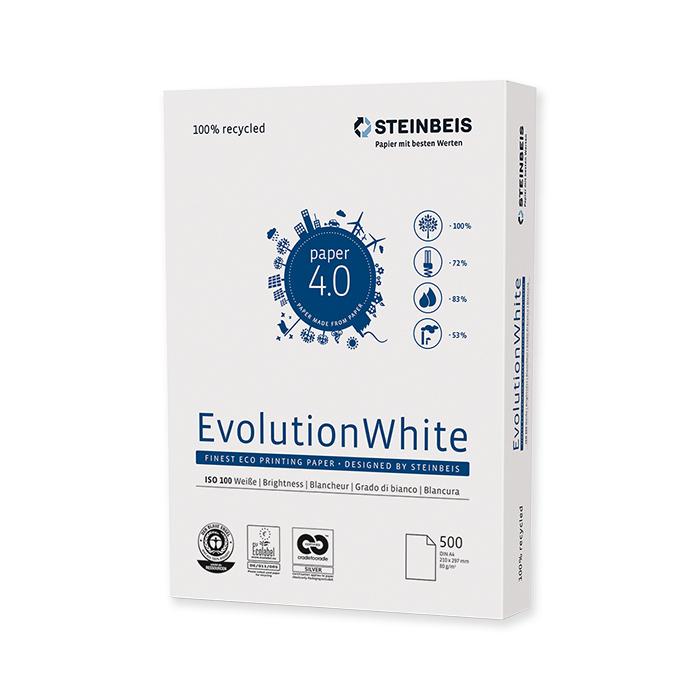 Steinbeis EvolutionWhite Kopierpapier
