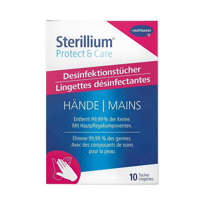 Sterillium Protect & Care Desinfektionstücher