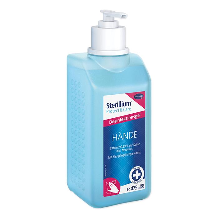 Sterillium Protect & Care Disinfectant Gel
