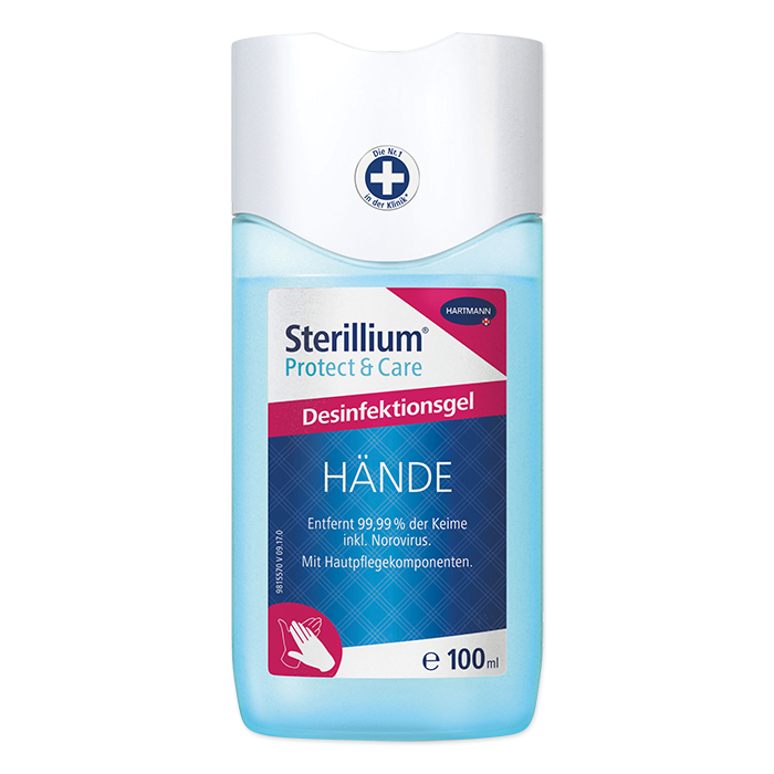 Sterillium Protect & Care Gel désinfectant