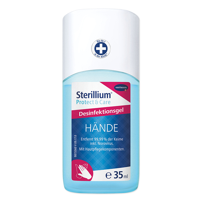 Sterillium Protect & Care Gel désinfectant
