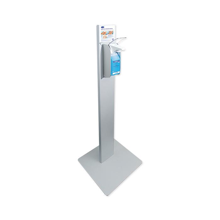 BODE Hygiene-Tower, dispositivo per la disinfezione a colonna portadepliant