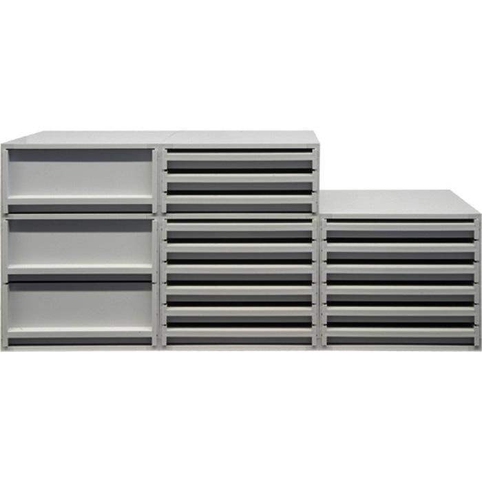 Styro Schubladen-Element Modul