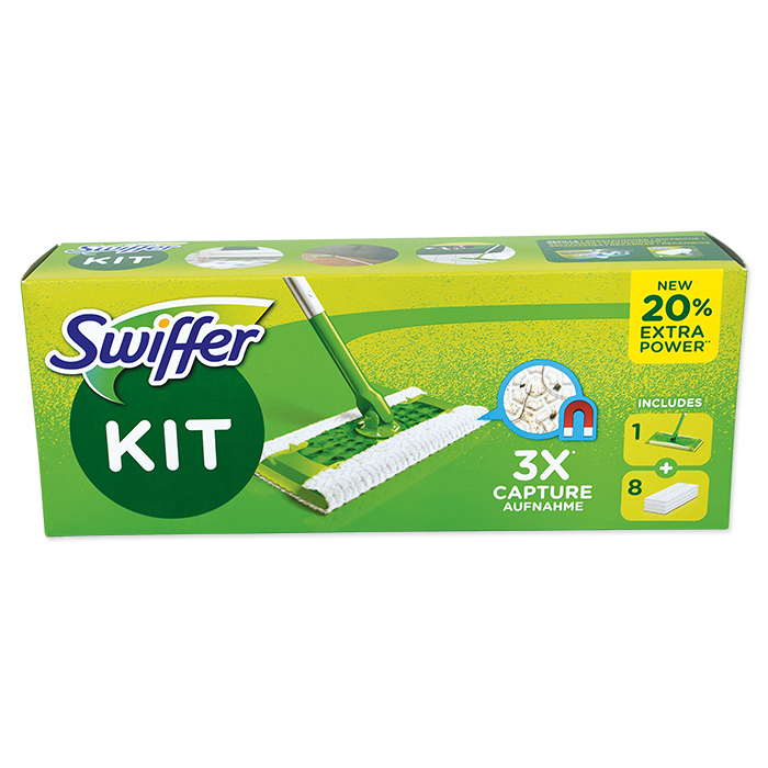 Swiffer Kit System Starter Set