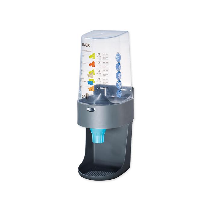 Dispenser di tappi per orecchie Uvex one 2 click LxAxP 460 x 170 x 190 mm