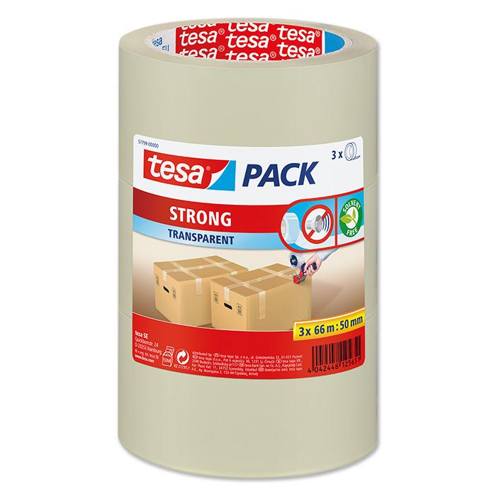 Tesapack Verpackungsband strong