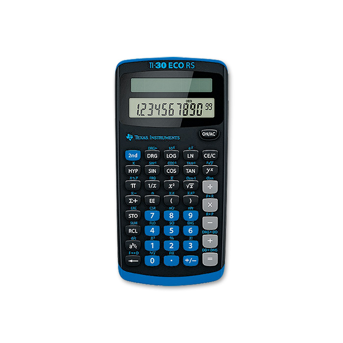 Texas Instruments Schulrechner TI-30 eco RS