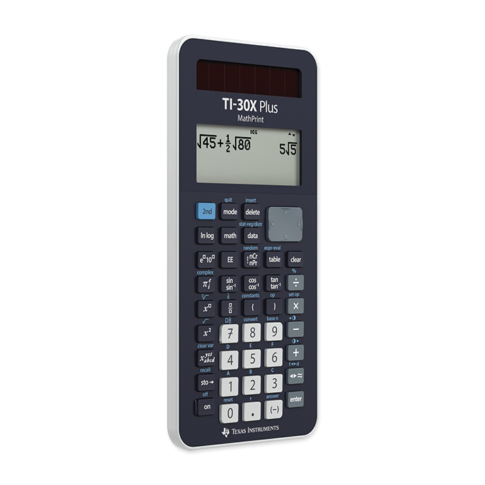 Texas Instruments Schulrechner TI-30X Plus MathPrint™