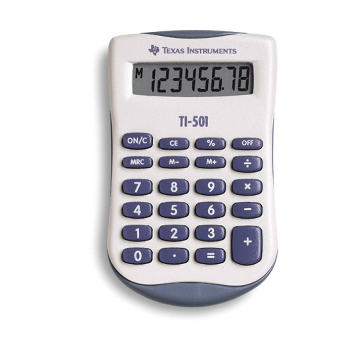 Texas Instruments Taschenrechner TI-501