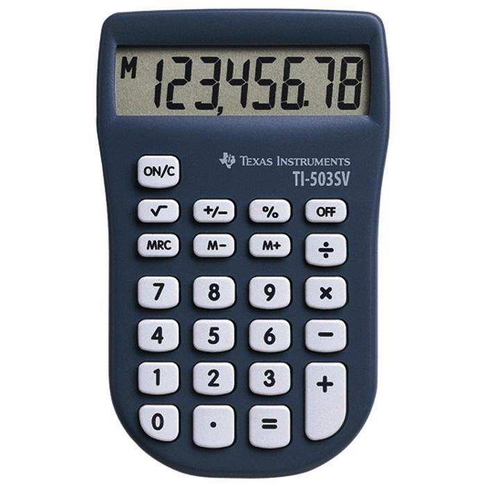 Texas Instruments Taschenrechner TI-503 SV