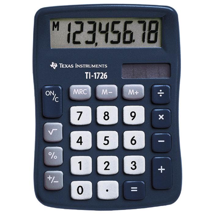 Texas Instruments Tischrechner TI-1726