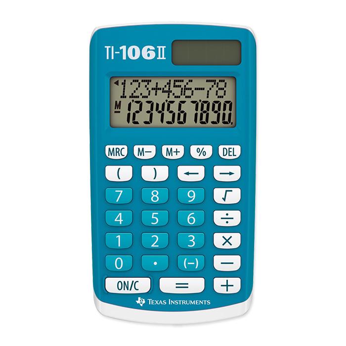 Texas Schulrechner TI-106 ll