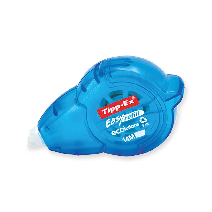 Tipp-Ex Correction Roller Easy refill ecolutions