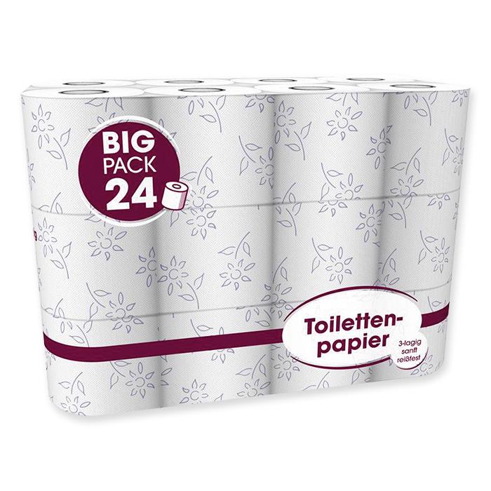 Toilettenpapier Big Pack