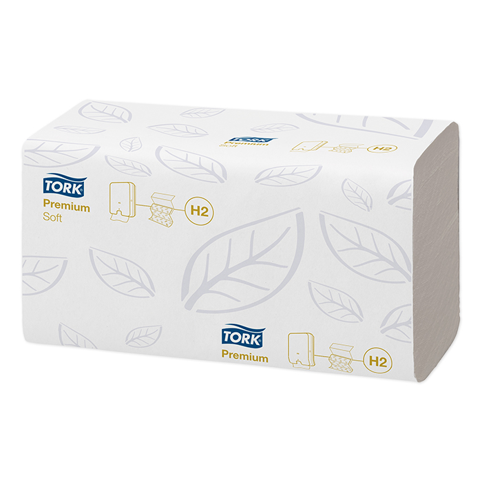 Tork Premium hand towels Interfold H2