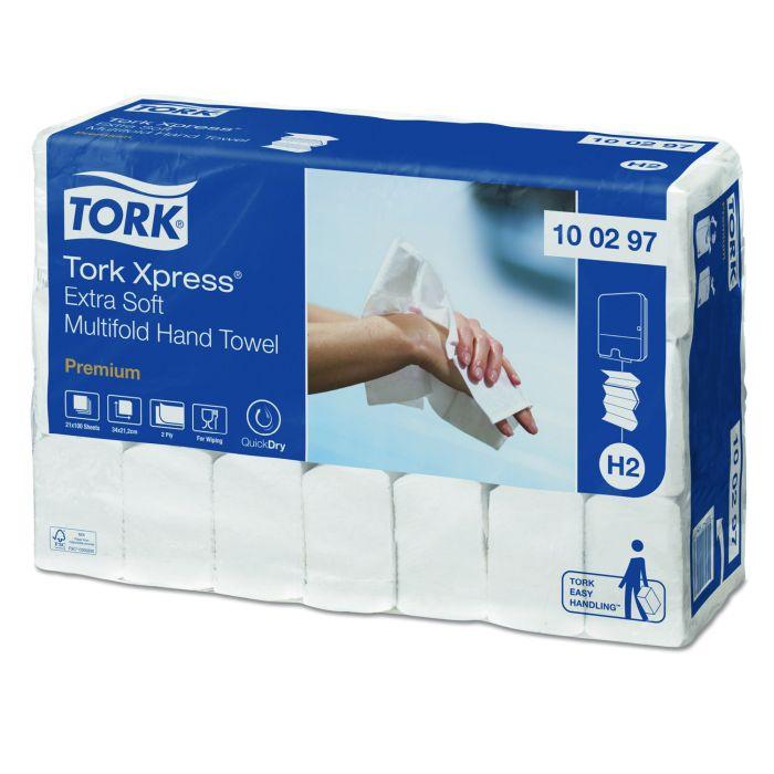 Tork Salviette asciugamani H2