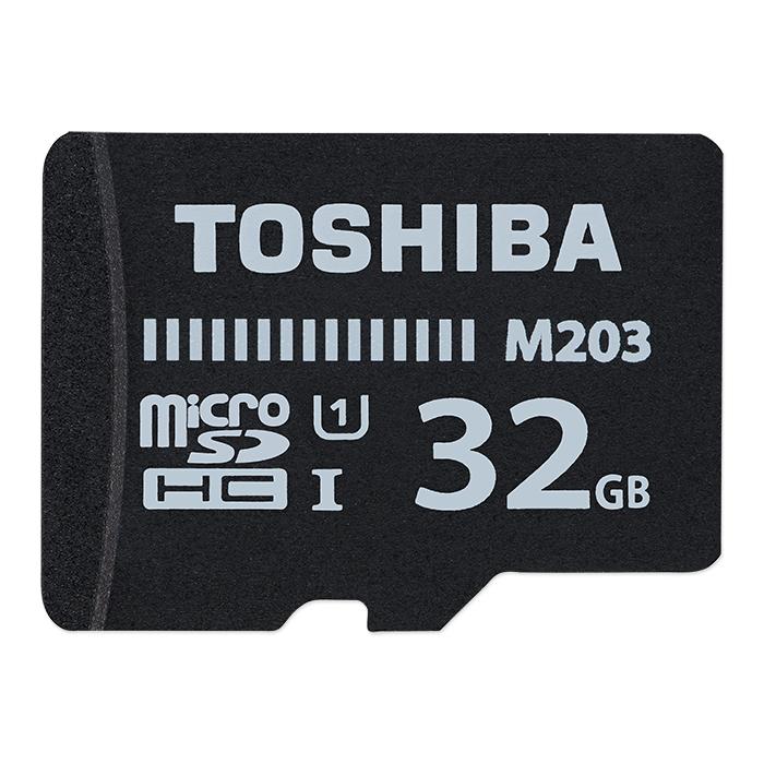 Toshiba micro SDXC Card Exceria M203