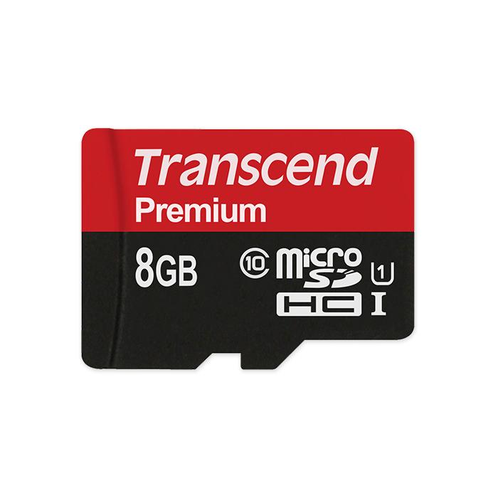 Transcend micro SDHC/ SDXC Premium 400x